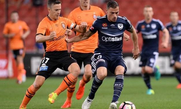 Ponturi fotbal Brisbane Roar – Melbourne Victory – Australia A League