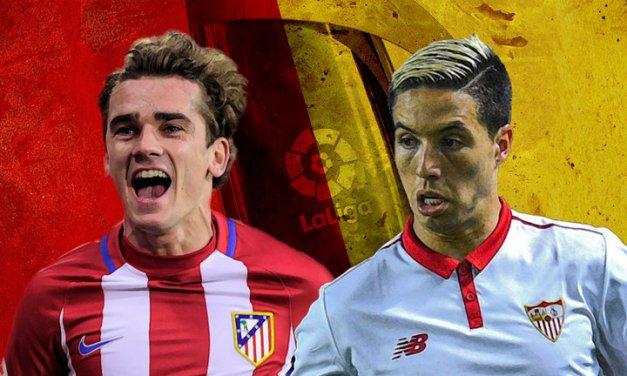 Ponturi fotbal – Atletico Madrid – Sevilla – La Liga