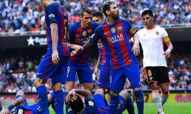 Ponturi fotbal – Barcelona – Valencia – La Liga