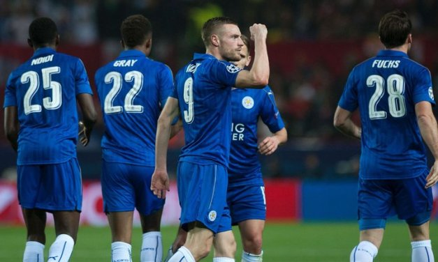 Ponturi pariuri – Leicester – Sevilla – Champions League