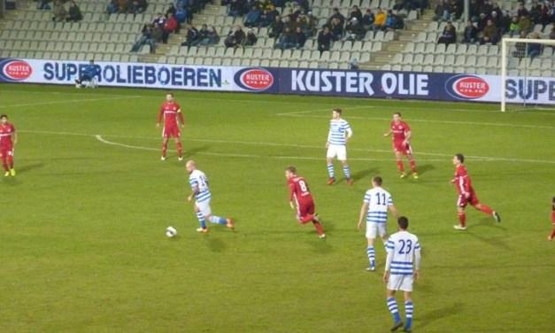 Ponturi Pariuri Almere – De Graafschap – Eerste Divisie