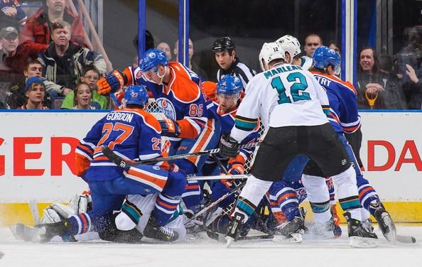 Ponturi pariuri hochei NHL Play-off Sharks vs Oilers 17 Aprilie 2017