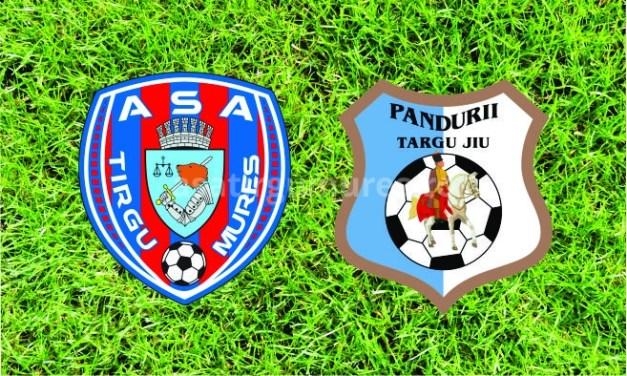 Ponturi Fotbal ASA Târgu Mureș – Pandurii Târgu Jiu – Liga 1 Play-Out