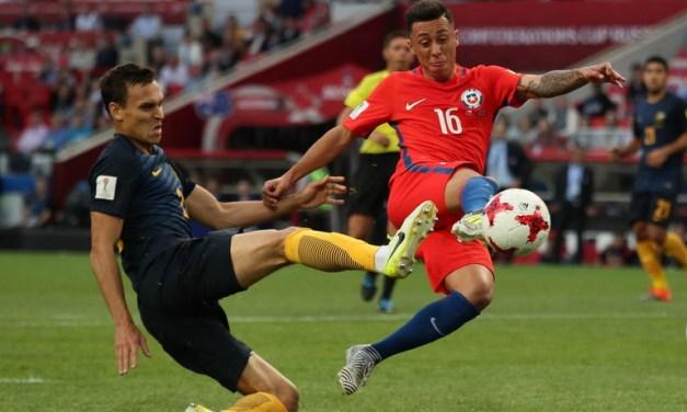 Cupa Confederațiilor: Chile – Australia 1-1