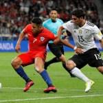 Cupa Confederațiilor 2017: Germania – Chile 1-1