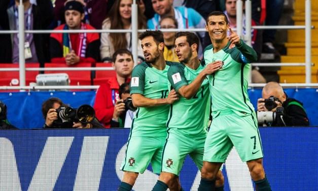 Cupa Confederaţiilor: Portugalia – Rusia 1-0