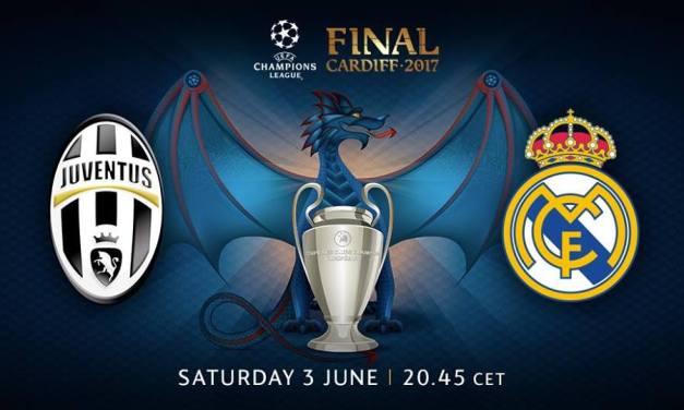 Juventus – Real Madrid: cote pariuri si 3 ponturi speciale