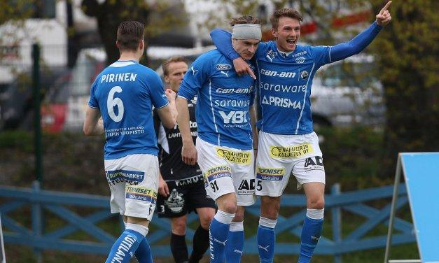Ponturi fotbal – Rovaniemi – Ilves – Veikkausliiga