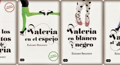 Saga Valeria de Elísabet Benavent