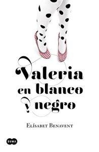 portada libro valeria en blanco y negro