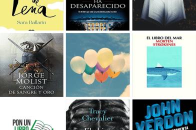 Novedades literarias de junio 2018
