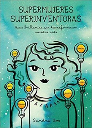 Libro supermujeres superinventoras