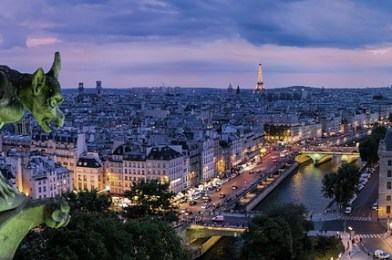 7 mejores novelas sobre París
