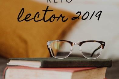 Reto lector para 2019: 12 meses, 12 libros