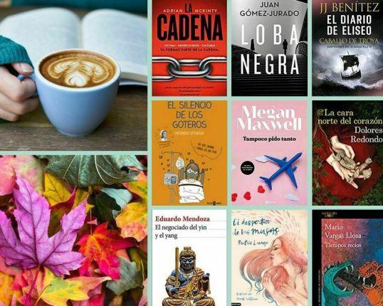 novedades literarias octubre 2019