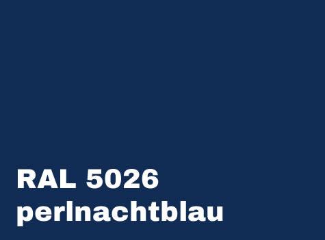 Schutzblechfarbe Perlnachtblau
