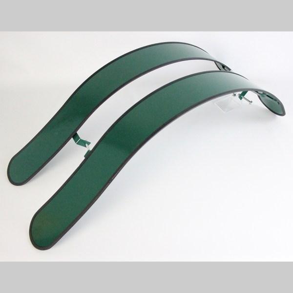 Schutzblechset Cavalettie Moosgrün