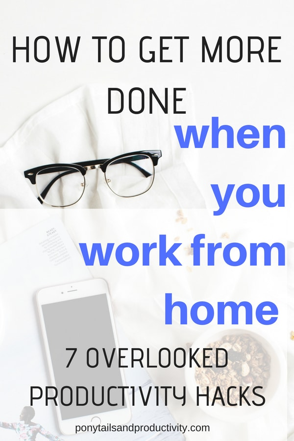 Losing your focus while working from home? These are the hidden-secret productivity hacks for WAH creatives!