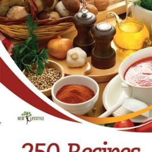 250 Recipes For Healing And Prevention, George Pamplona-Roger, Dr. Malaxetxebarria