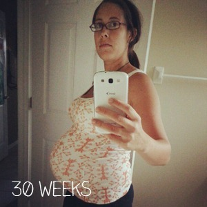 Pregnancy Update–35 Weeks