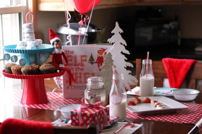 Arrival Ideas for your Elf on the Shelf this year!