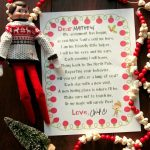 Elf on the Shelf arrival ideas - Fun ideas and printables.