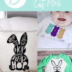 Easter Cut File Round-Up from PoofyCheeks.com