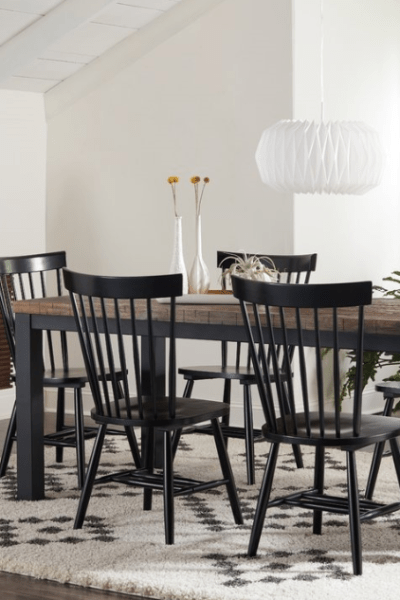 Farmhouse Dining Chairs – Vote on Dining Chairs for our Farmhouse Table