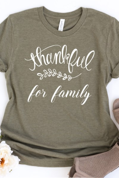 Thankful Cut File for Silhouette and Cricut – SVG, PNG and DXF