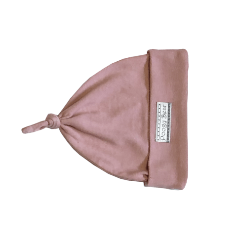 Essential Beanie Basics Dusty Pink