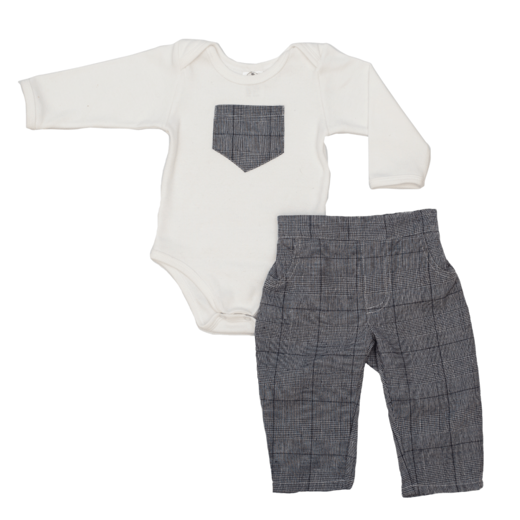 Vest and Pants set