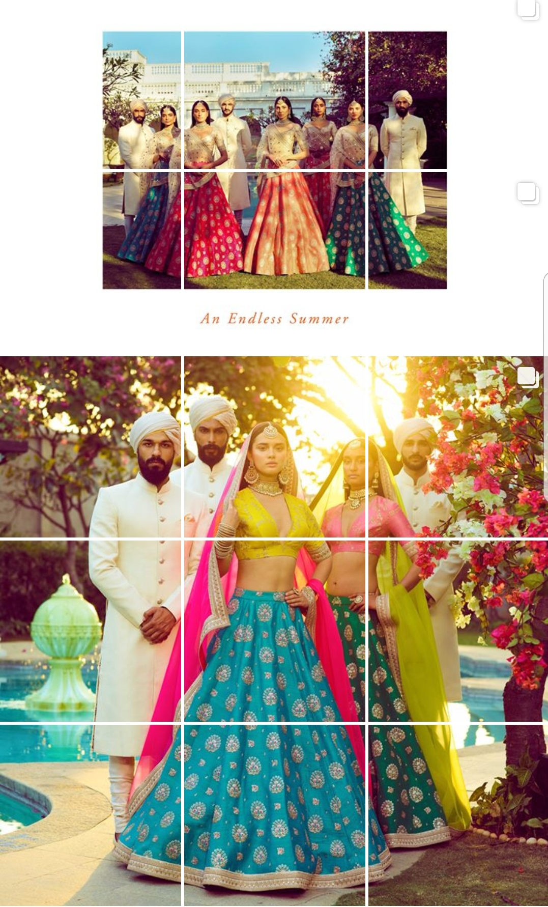 Sabyasachi Mukherjee's An Endless Summer