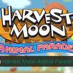 วิธีเล่น Harvest Moon Animal Parade บน PC ผ่าน Dolphin Emulator