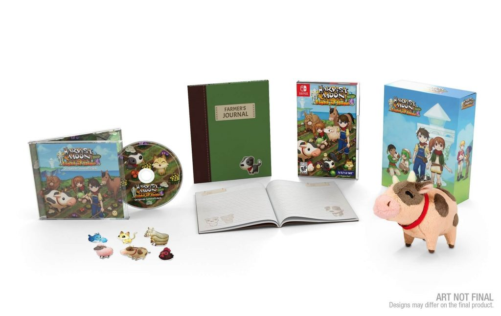 Harvest Moon: Light of Hope (Special Edition) Limited Edition Set