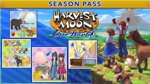 Harvest Moon: One World - Season Pass