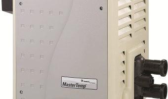 Pentair 460737 MasterTemp 400K BTU Propane Gas High Performance Eco-Friendly Heater
