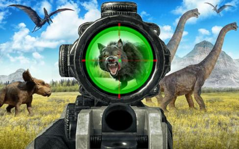 Wild Hunting 3d:Free shooting Game