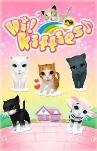Hi! Kitties♪