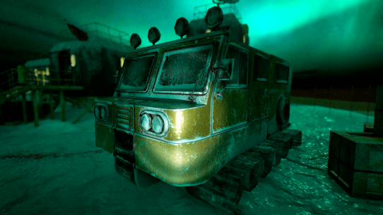 Antarctica 88: Scary Action Survival Horror Game