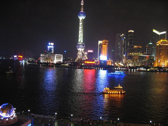 pudong side shanghai