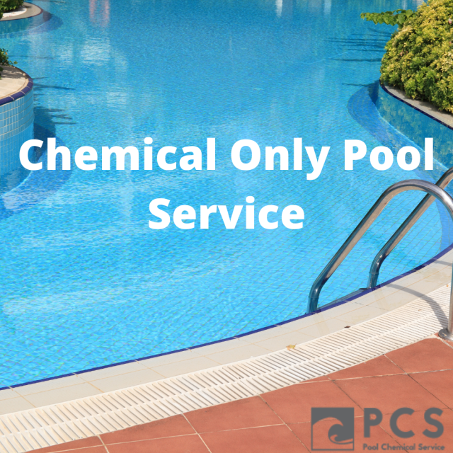 chemical only pool service