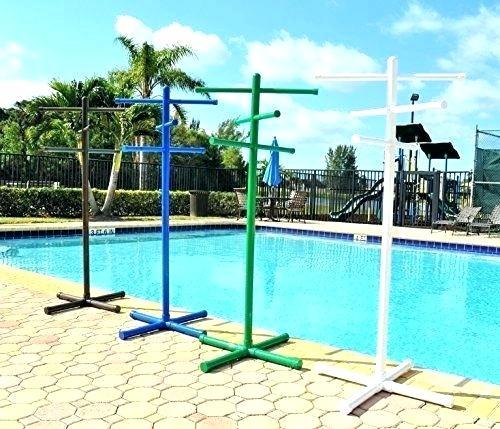 swimming pool towel racks reviews