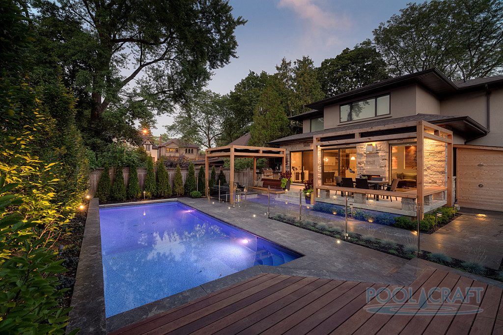 4 awesome pools built in small backyards pool craft