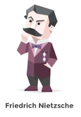 INTJ Friedrich Nietzsche