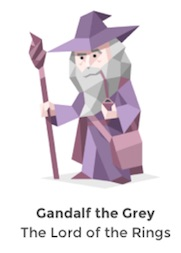 INTJ Gandalf