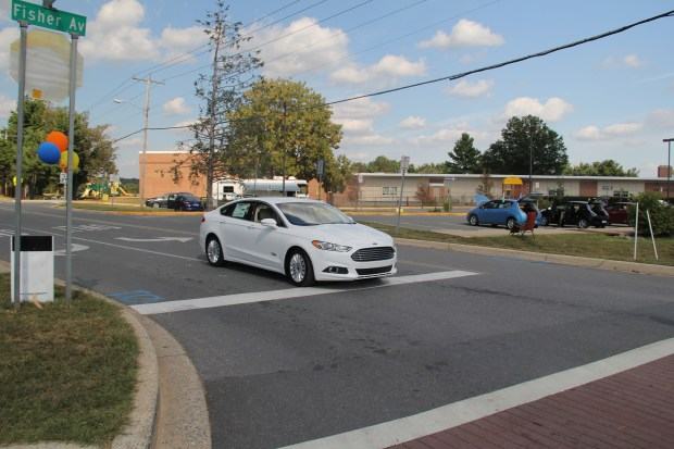 Guest test drive a Ford Fusion Energi