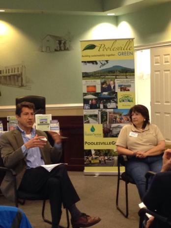 Poolesville Area Chamber of Commerce Networking Round-table - by Jennifer Signh PACC