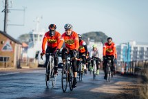 poole wheelers club ride with 406