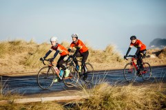 poole wheelers club ride with 443