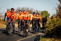 poole wheelers club ride with 469